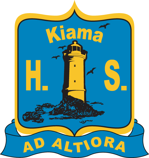 Kiama High School logo